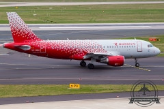 VP-BBU Rossiya - Russian Airlines Airbus A319-100 - cn 1630