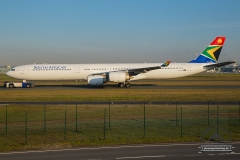 ZS-SNF South African Airways Airbus A340-642 - cn 547