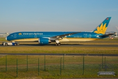 VN-A862 Vietnam Airlines Boeing 787-9 Dreamliner - cn 35152 / 318