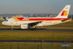 EC-KUB Iberia Airbus A319-111 - cn 3651