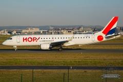 F-HBLB HOP! Embraer ERJ-190LR (ERJ-190-100 LR) - cn 19000060