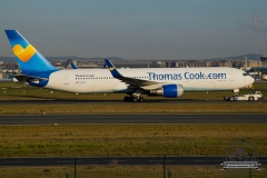 G-DAJC Thomas Cook Airlines Boeing 767-31K(ER)(WL) - cn 27206 / 533 flying for Condor