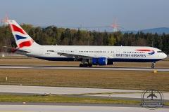 G-BNWA British Airways Boeing 767-336(ER) - cn 24333 / 265