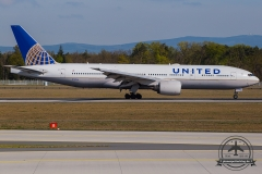 N782UA United Airlines Boeing 777-222(ER) - cn 26948 / 57