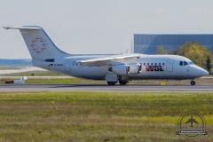 D-AMGL WDL Aviation British Aerospace 146-200 - cn E2055