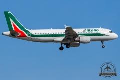 EI-IKB Alitalia Airbus A320-214 - cn 1226