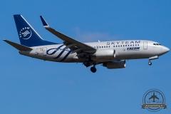 YR-BGF TAROM Boeing 737-78J(WL) - cn 28440 / 795
