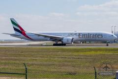 A6-EGG Emirates Boeing 777-31H(ER) - cn 41070 / 965