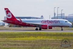 D-ABNJ Air Berlin Airbus A320-214(WL) - cn 5522
