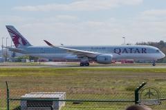 A7-ALB Qatar Airways Airbus A350-941 - cn 007