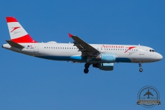 OE-LBS Austrian Airlines Airbus A320-214 - cn 1189