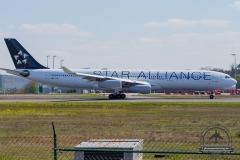 D-AIGP Lufthansa Airbus A340-313 - cn 252