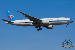 B-2081 China Southern Airlines Boeing 777-F1B - cn 37313 / 888