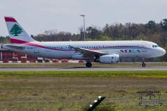 OD-MRT MEA - Middle East Airlines Airbus A320-232 - cn 3736