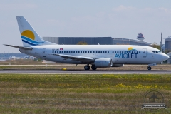 YU-AND Aviolet Boeing 737-3H9 - cn 23329 / 1134