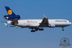D-ALCC Lufthansa Cargo McDonnell Douglas MD-11F - cn 48783 / 627
