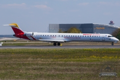 EC-MJP Air Nostrum Canadair CL-600-2E25 Regional Jet CRJ-1000 - cn 19046