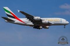 A6-EOJ Emirates Airbus A380-861 - cn 182