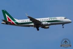 EI-RDG Alitalia Cityliner Embraer ERJ-175STD (ERJ-170-200) - cn 17000338