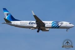 SU-GEF EgyptAir Boeing 737-866(WL) - cn 63692 / 6190