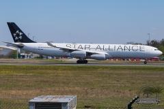 D-AIFF Lufthansa Airbus A340-313 - cn 447