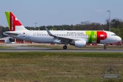 CS-TNJ TAP - Air Portugal Airbus A320-214 - cn 1181