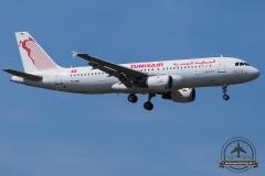 TS-IMN Tunisair Airbus A320-211 - cn 1187