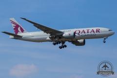 A7-BFG Qatar Airways Cargo Boeing 777-FDZ - cn 42299 / 1238