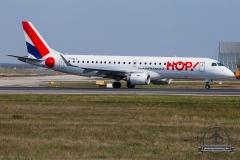 F-HBLE HOP! Embraer ERJ-190LR (ERJ-190-100 LR) - cn 19000123