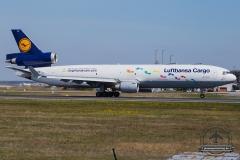 D-ALCH Lufthansa Cargo McDonnell Douglas MD-11F - cn 48801 / 640