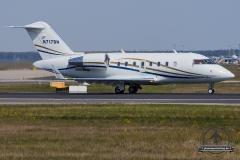 N717BN Bin Laden Construction Bombardier Challenger 605 - cn 5960