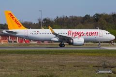 TC-NBI Pegasus Airbus A320-251N(WL) - cn 7429