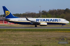 EI-EVC Ryanair Boeing 737-8AS(WL) - cn 40286 / 3905