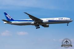 JA736A All Nippon Airways Boeing 777-381(ER) - cn 34893 / 589