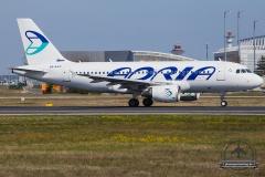 S5-AAX Adria Airways Airbus A319-111 - cn 1000