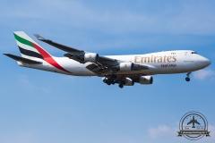 OO-THD Emirates Boeing 747-4HAF(ER) - cn 35236 / 1399