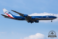 G-CLAB Cargologicair Boeing 747-83QF - cn 60119 / 1520