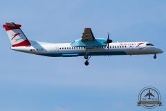 OE-LGB Austrian Airlines De Havilland Canada DHC-8-402Q Dash 8 - cn 4015