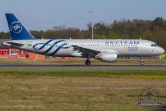 HZ-ASF Saudi Arabian Airlines Airbus A320-214 - cn 4955