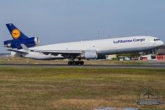 D-ALCD Lufthansa Cargo McDonnell Douglas MD-11F - cn 48784 / 628