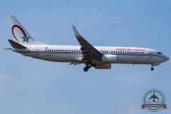 CN-ROY Royal Air Maroc Boeing 737-8B6(WL) - cn 33070 / 3233