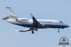N820EC Emerson Electric Company Dassault Falcon 2000EX - cn 135