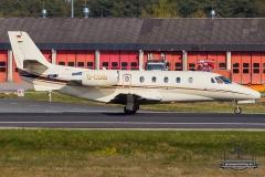 D-COBI HTM Jet Service GmbH Cessna Citation XLS - cn 560-5645