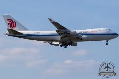 B-2476 Air China Cargo Boeing 747-4FTF - cn 34240 / 1373
