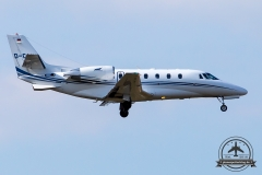 D-CAWM Aerowest Flugcharter Cessna 560XL Citation XLS Plus 560-6002