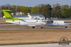 YL-BAH Air Baltic De Havilland Canada DHC-8-402Q Dash 8 - cn 4296