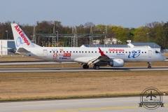 EC-LFZ Air Europa Express Embraer ERJ-195LR (ERJ-190-200 LR) - cn 19000357