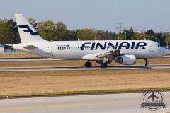 OH-LXD Finnair Airbus A320-214 - cn 1588