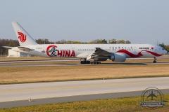 B-2006 Air China Boeing 777-39L(ER) - cn 44931 / 1239