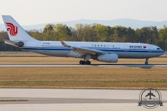 B-6080 Air China Airbus A330-243 - cn 815
